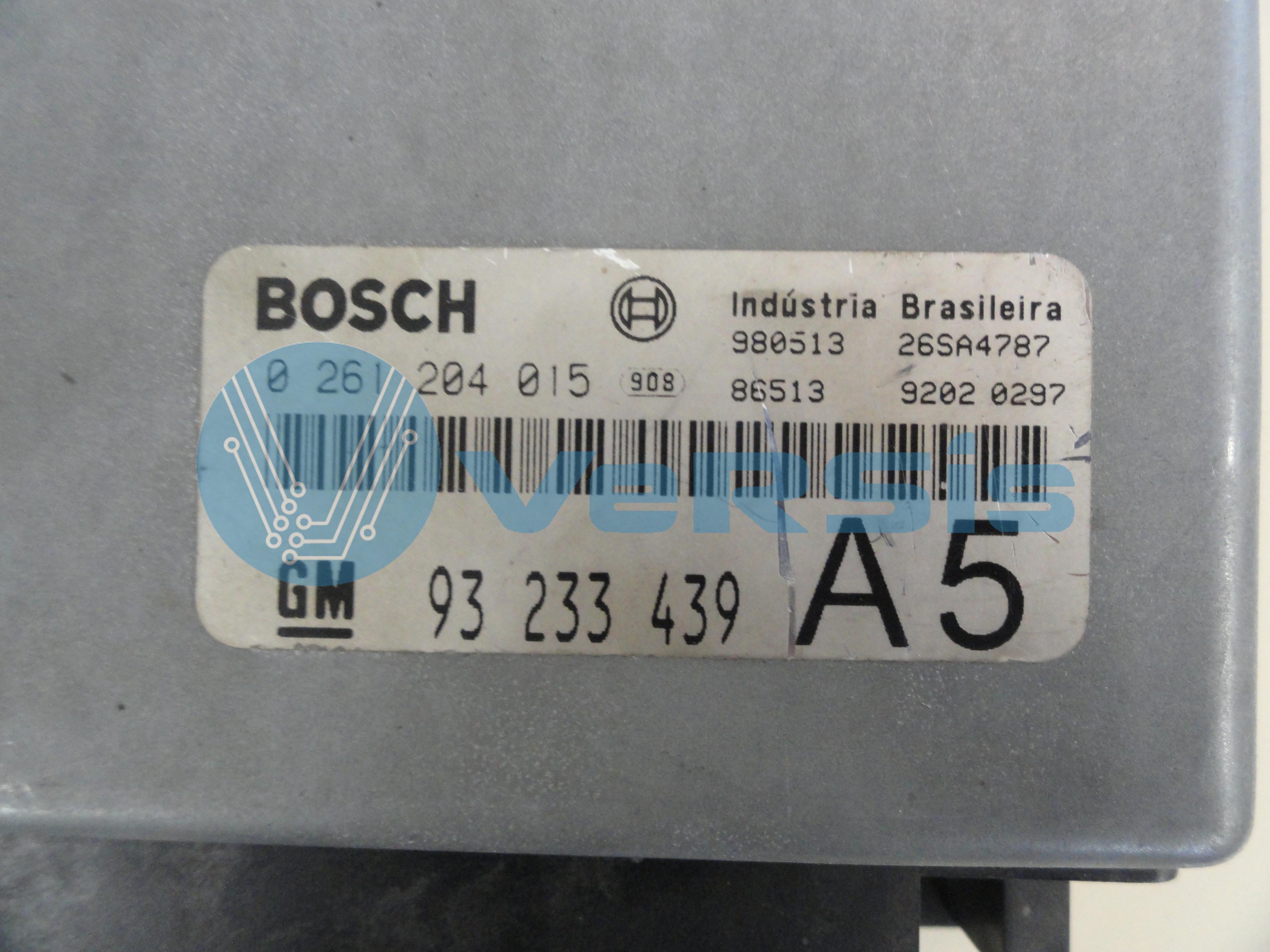 Bosch 93 233 439 A5 / 0 261 204 015