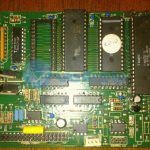 Placa impressor Filizola TP80