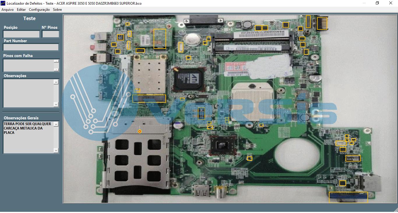 Acer Aspire 3050 E 5050