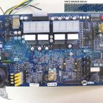 Placa de display XMT350 SMD Miller