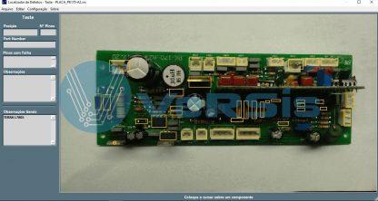 Placa de controle MAXXITIG315 Merkle