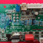 Placa de controle painel WMI180ED Bambozzi
