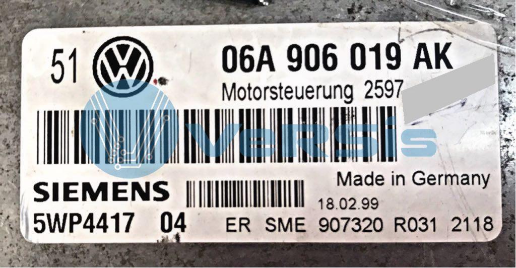 Siemens Ak